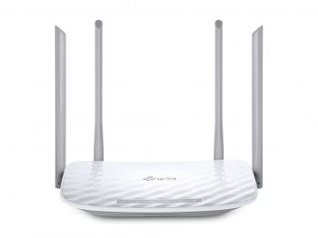 Roteador Wireless Dualband Ac1200 Tp-Link Archer C50 867 + 300mbps 4 antenas