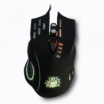 Mouse Gamer Nemesis LED Palm Grip 3 Anos de Garantia - 015-0039