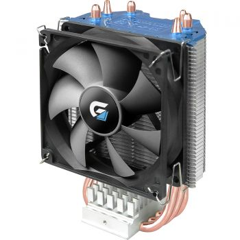 Cooler Para CPU Gamer AIR4 Preto FORTREK