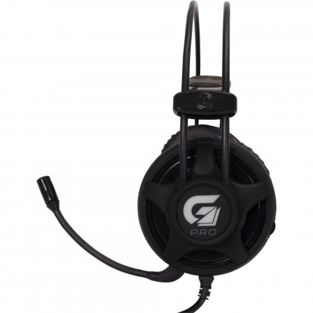 Fone de Ouvido Headset Gamer Fortrek Gaming PRO H2 Led Stereo 40mm  - foto principal 1