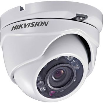 Camera Dome Flex (4 em 1) 2,8mm 20M Plastico DS-2CE56D0T-IRPF HIKVISION