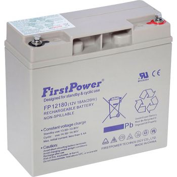 Bateria Selada FP12180 First Power