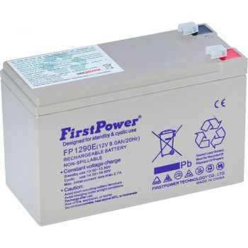 Bateria Selada FP1290E First Power