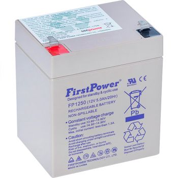 Bateria Selada FP1250 First Power