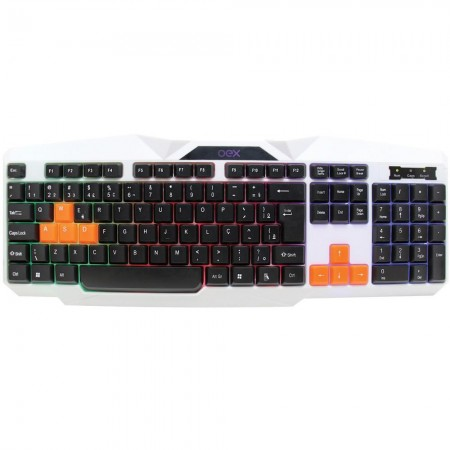Kit Gamer Teclado e Mouse Combo Ice TM300 OEX  - foto principal 1