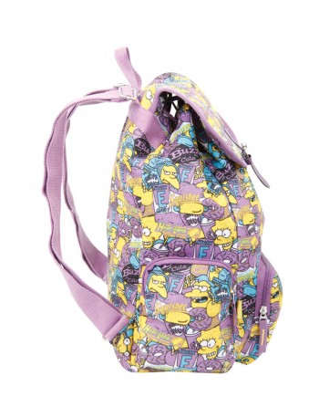 Mochila Grande The Simpsons Squishee 7402105