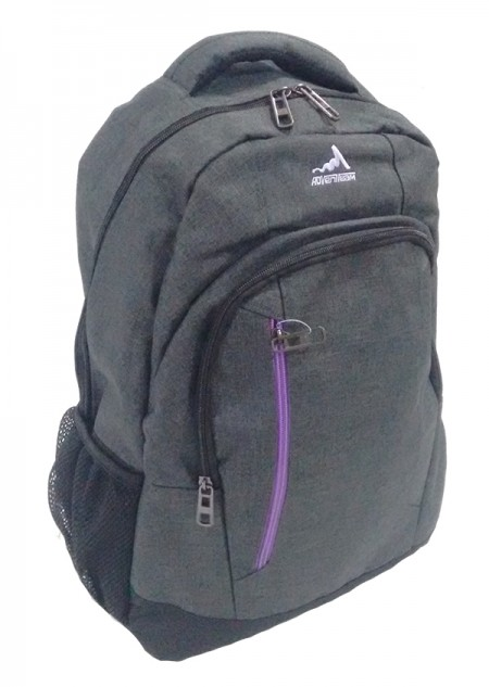 Mochila Notebook Adventteam Luxcel MJ48570-CZ