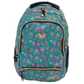 Mochila Notebook Princess Luxcel MJ48535-VD