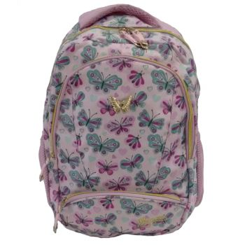 Mochila Notebook Princess Luxcel MJ48535-RA