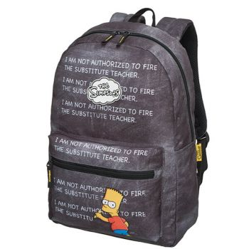 Mochila Grande The Simpsons Pacific 7403804