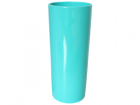 Copo Long Drink Acrílico Azul Tiffany 350 ml
