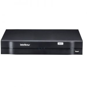DVR CFTV Gravador Digital Vídeo Tri-Hibrido HDCVI 1016 HDMI 720p Intelbras com HD WD Purple 1TB