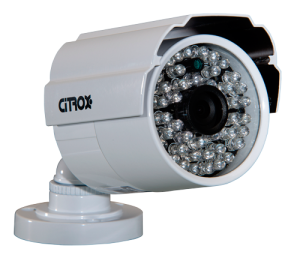 Camera Bullet Flex CVBS/AHD/HD-CVI/HD-TVI 3,6mm CX2231 720p 20Mts Citrox