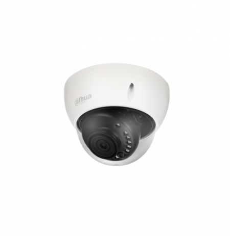 Camera IP Dome 2.0mp 1080p Full HD Infra 30mts 3,6mm H264 IP67 Poe Dahua HDBW1220E S3  - foto principal 1