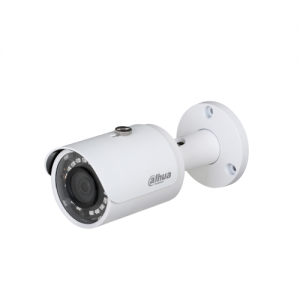 Camera IP Bullet 2.0Mp 1080p Full HD Infra 30mts 3,6mm H264 IP67 Poe Dahua HFW1220S