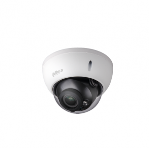 Camera IP Dome 2.0mp 1080p Full HD Infra 30mts Varifocal 2,7-12mm IP67 Poe Dahua HDBW2221R VFS