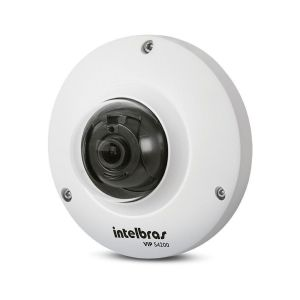 Camera CFTV IP Dome S4200 Vip Full HD 1080p Poe Intelbras