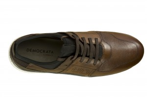 Ref: 198106 Tan - Sapatênis Democrata Light  - foto principal 4