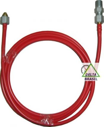 Kit de Mangueira de Turbo 3 e 4KG - 1,80M