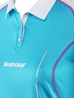 Camiseta Polo Babolat Performance International Feminina  - foto principal 4