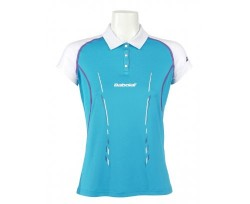 Camiseta Polo Babolat Performance International Feminina  - foto principal 2
