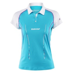 Camiseta Polo Babolat Performance International Feminina  - foto principal 1