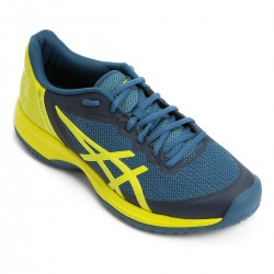 Tênis Asics Gel Court Speed Ink Blue Sulphur Spring Turkish Tile Masc  - foto principal 1