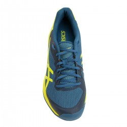 Tênis Asics Gel Court Speed Ink Blue Sulphur Spring Turkish Tile Masc  - foto principal 3