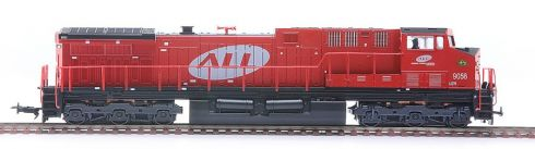 Locomotiva AC44i ALL - FRATESCHI - 3074