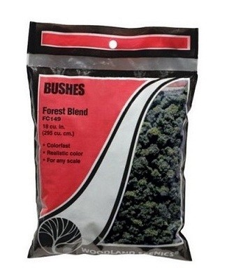 Bushes Forest Blend - WOODLAND - WOOFC149  - foto principal 1