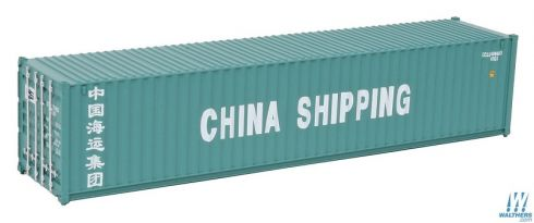 Contêiner 40' China Shipping - WALTHERS - 949-8151