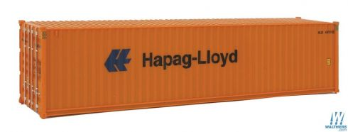Contêiner 40' Hapag LIoid - WALTHERS - 949-8254