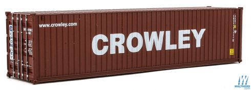 Contêiner 40' Crowley - WALTHERS - 949-8261