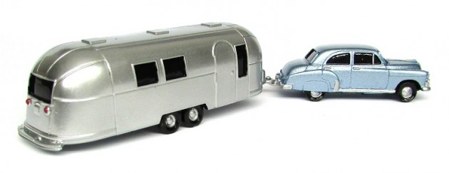 Chevrolet 51 Com Trailer Home Anos 50 - DUMONT PARTS - 217/18  - foto principal 8