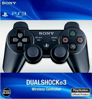 Controle PS3 Paralelo
