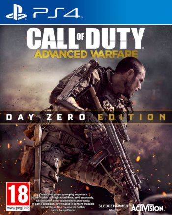 Call Of Duty Advanced Warfare - Edição Day Zero PS4