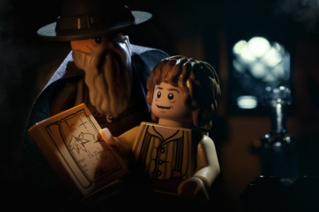 Lego The Hobbit Videogame PS4  - foto principal 5