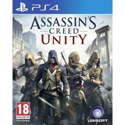 Assassins Creed Unity - PS4  - foto principal 1