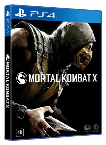 MORTAL KOMBAT X - PS4