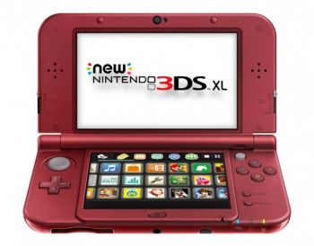 New Nintendo 3DS XL Red  - foto 5