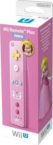 Remote Plus Princesa Peach Wii / Wii U