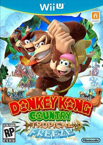 Donkey Kong Country: Tropical Freeze WiiU