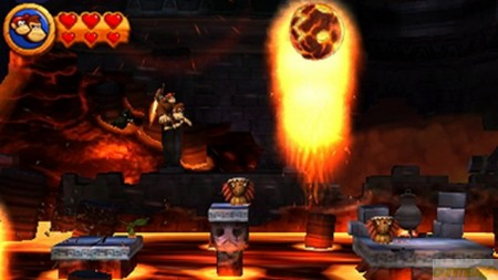 Donkey Kong Country Returns 3DS  - foto principal 3
