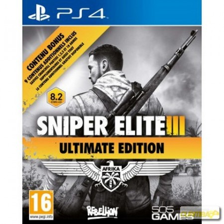 Sniper Elite 3 Ultimate Edition PS4  - foto principal 1