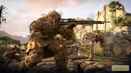 Sniper Elite 3 Ultimate Edition PS4  - foto principal 3