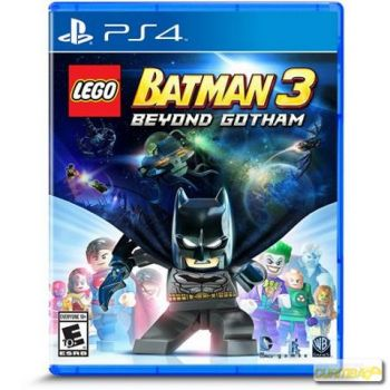 Lego Batman 3 Videogame PS4