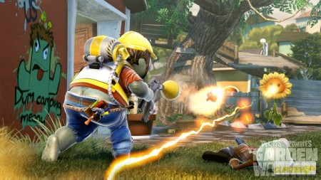 Plants vs Zombies Garden Warfare PS4  - foto principal 4