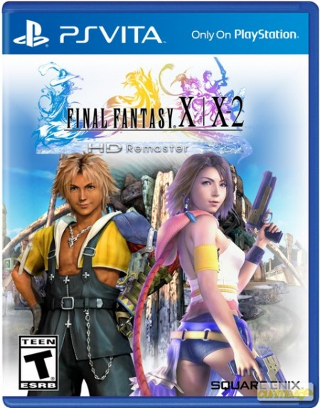 FINAL FANTASY X/X-2 HD Remaster PS Vita  - foto principal 1