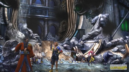FINAL FANTASY X/X-2 HD Remaster PS Vita  - foto principal 3
