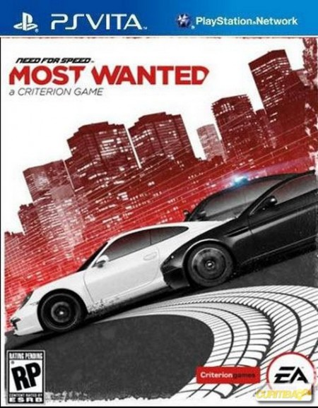 Need for Speed Most Wanted PS Vita  - foto principal 1